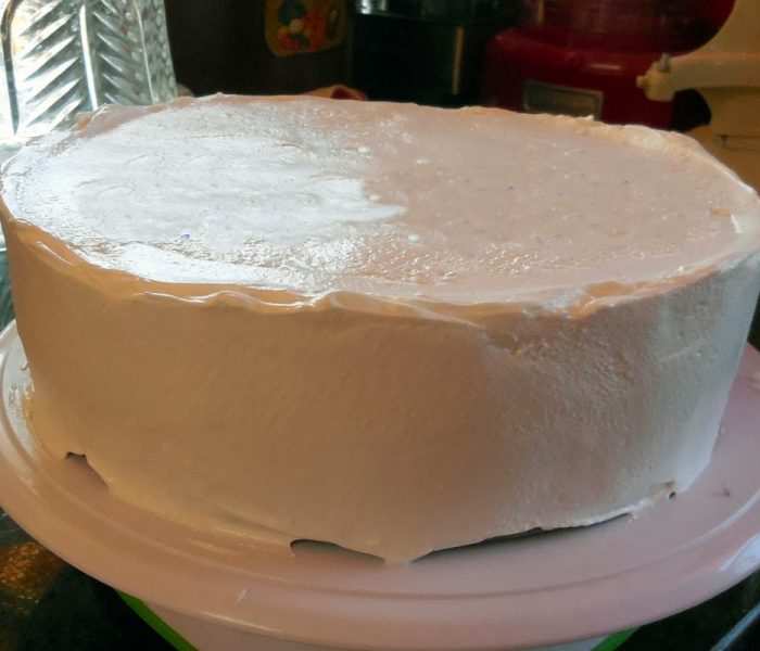 Homemade Ice Cream Cake – Recipe