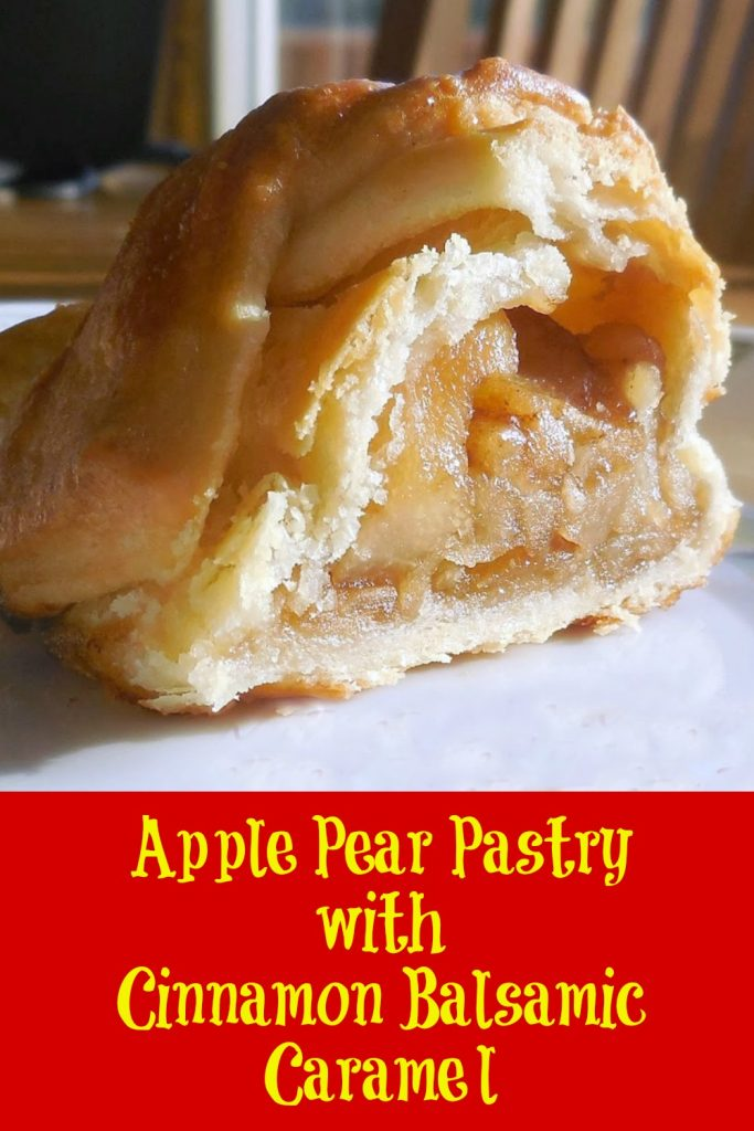 apple pear pastry