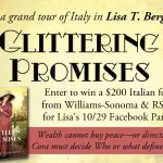 Glittering Promises by Lisa T. Bergren – Blog Tour and Book Review