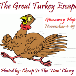Welcome to The Great Turkey Escape Giveaway Hop!