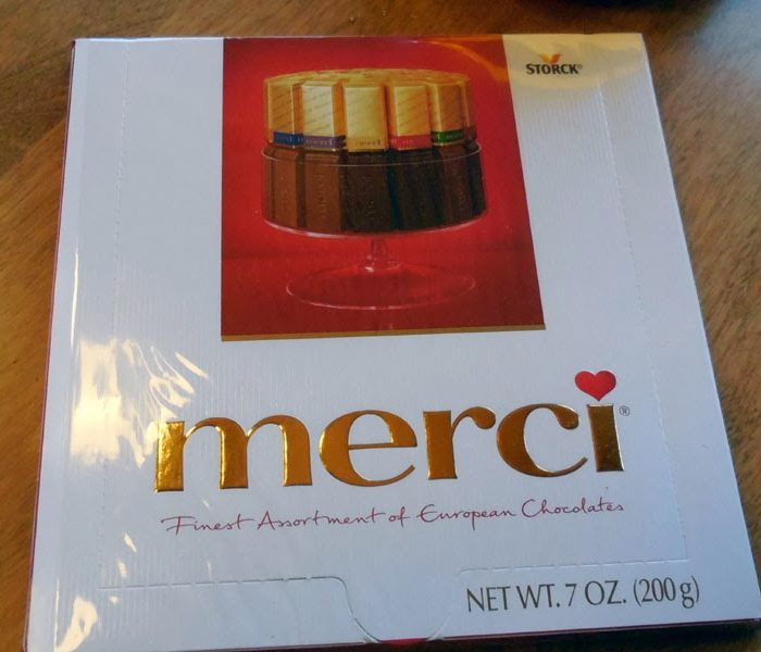 Merci Chocolates – Review and Giveaway