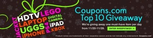 ENTER THE SWEEPSTAKES - You know you want to! #spon