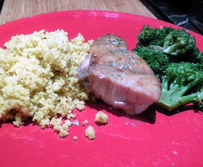Seabass with a Lemon Glaze – Baquetta Seabass Recipe