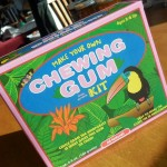 Great Fun for the Kids – Glee Gum Make Your Own Gum Kit Giveaway and Coupon Code #spon