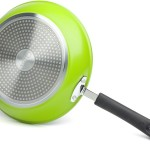 Ozeri 8″ Green Earth Frying Pan Review with Recipe for Mixed Seafood with Citrus Rice Salad
