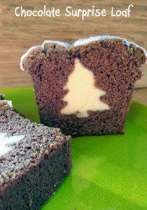 Land O'Lakes Chocolate Surprise Loaf  #HolidayButter #shop #cbias