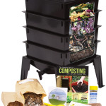 Holiday 2013 and Beyond: Squirmfirm – Worm Composting Bin