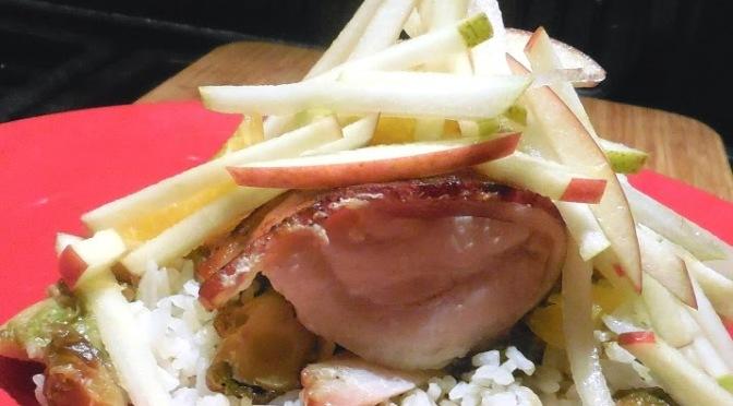 bacon-seabass