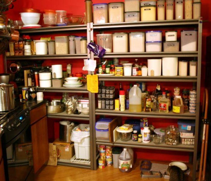 Yurtgress: My Kitchen