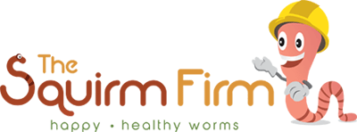 The Worms are Here, the Worms are Here! Thanks to The SquirmFirm #spon