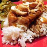 Asian Style Seabass – Recipe
