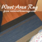 Yurtgress:  A Beautiful 100% Wool Area Rug for the Bedroom from Natural Home Rugs – Review #spon