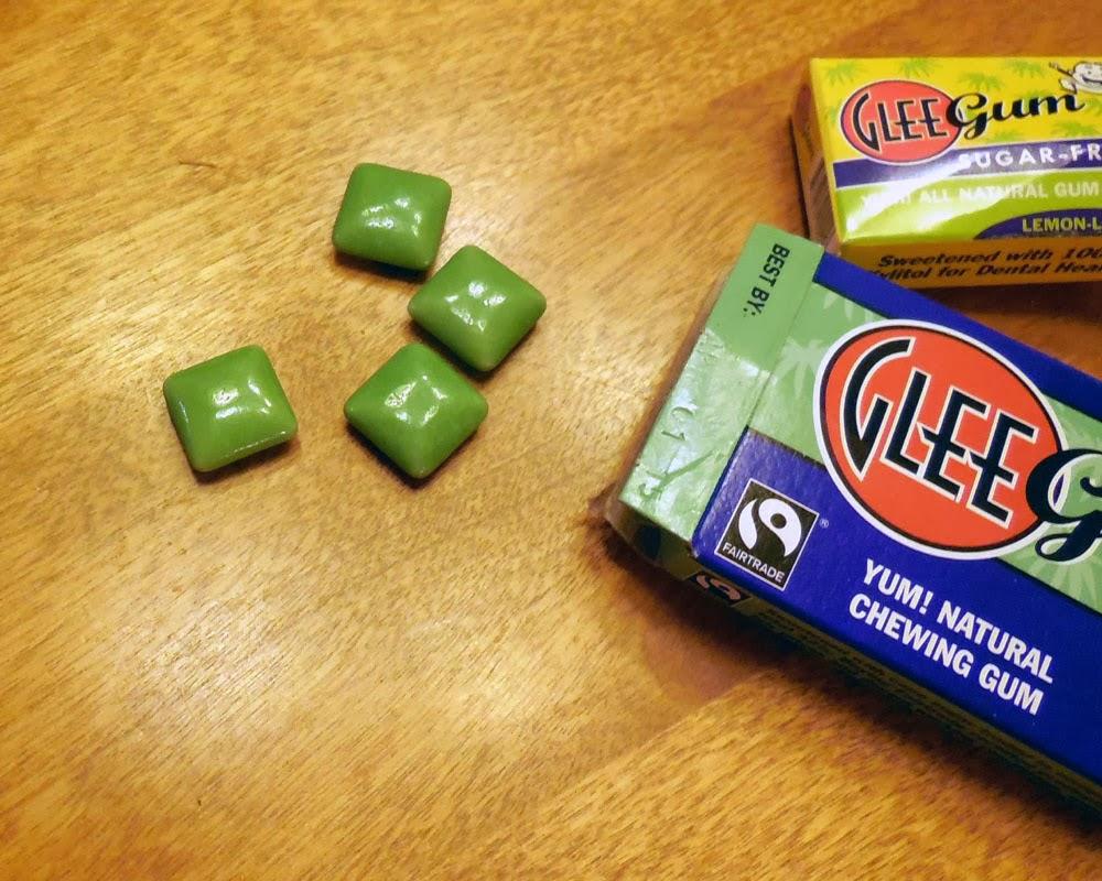 Glee Gum, Mini Box, 16 Piece Box, #spon