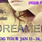 Dreamer by Phillip L. Davidson – Blog Tour, Guest Post and Excerpt