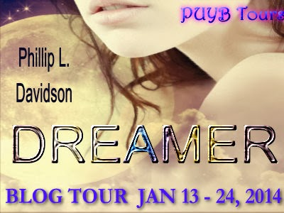 Dreamer by Phillip L. Davidson – Blog Tour, Guest Post and Excerpt