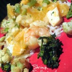 Shrimp, Scallops and Clementines en Papillote – Recipe
