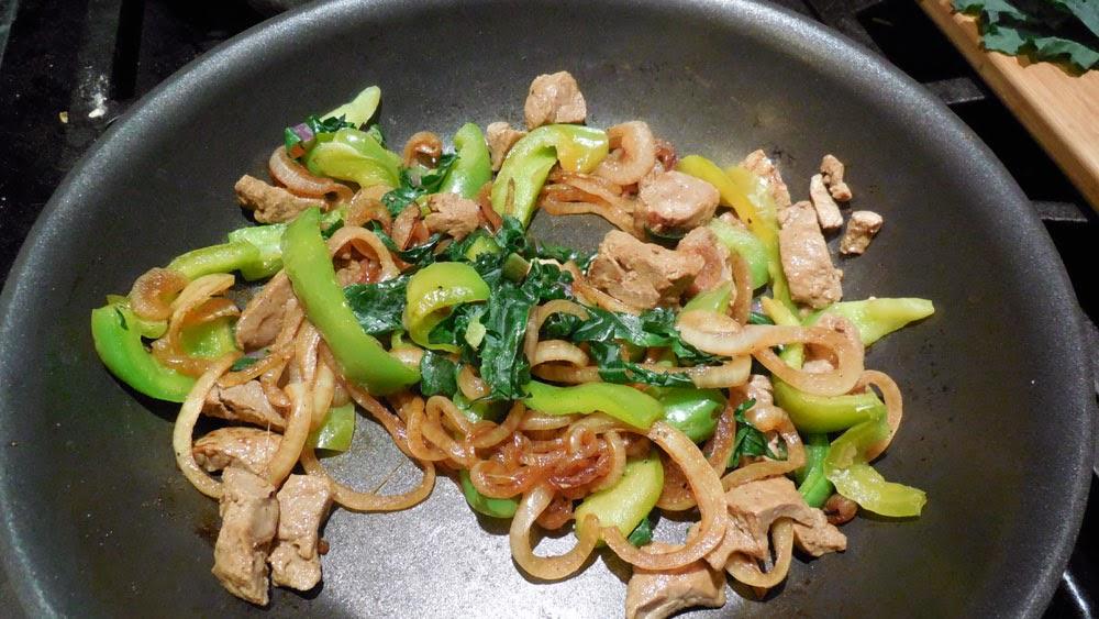 Filling for Kale Wraps, Tyson Grilled & Ready Seasoned Steak Strips, #ad