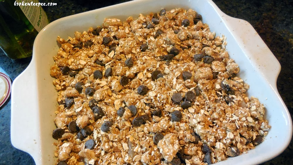 top batter with streusel, pear coffee cake recipe