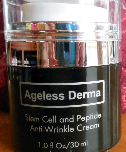 Ageless Derma Apple Stem Cell and Peptide Anti Wrinkle Cream – Review