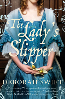 Book Blast Celebrating Deborah Swift with Giveaway!