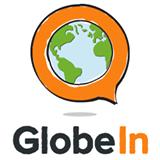 GlobeIn logo, #spon