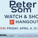 Join Kohl's for the Peter Som Watch & Shop Google Hangout THIS Friday 4/4! #PeterSomForKohls #spon