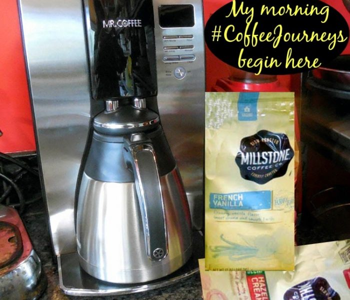A Drip Coffee Maker Starts My Morning Coffee Off Right – Giveaway #CoffeeJourneys #shop
