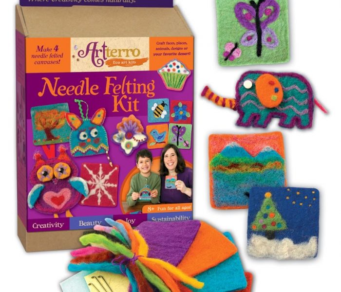 Artterro Re-Launches for Earth Day with Fun New Packaging – Giveaway #spon