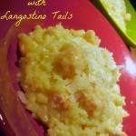 Saffron Risotto with Langostino Tails – Recipe