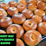 How to Shape a Bagel – Part II