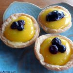plated tartlets
