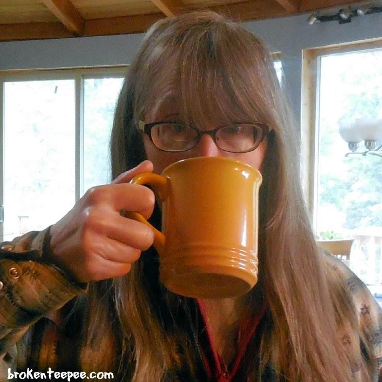 drinking Millstone® coffee, #CoffeeJourneys, #shop, #cbias