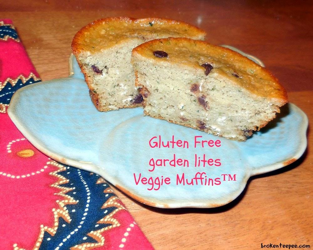Garden lites veggie muffins a tasty gluten free snack - Garden lites blueberry oat muffins ...