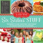 A Year with Six Sisters' Stuff: 52 Menu Plans, Recipes and Ideas to bring Families Together – Blog Tour, Book Review and Giveaway