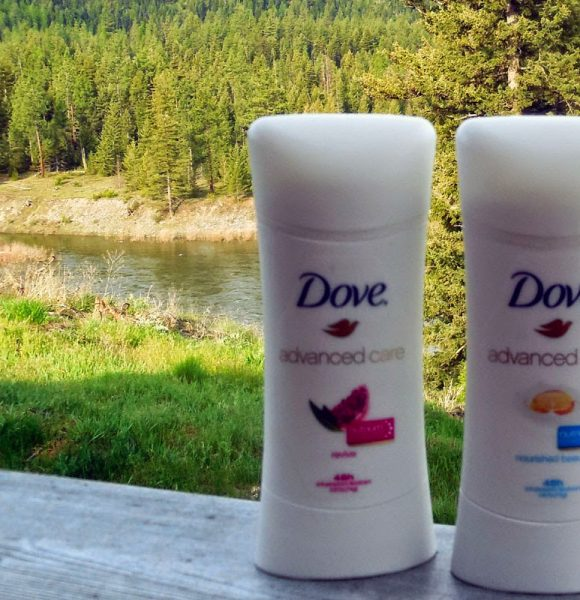 Are You Ready for Sleeveless Season? You Will Be With Dove Advanced Care! #MC