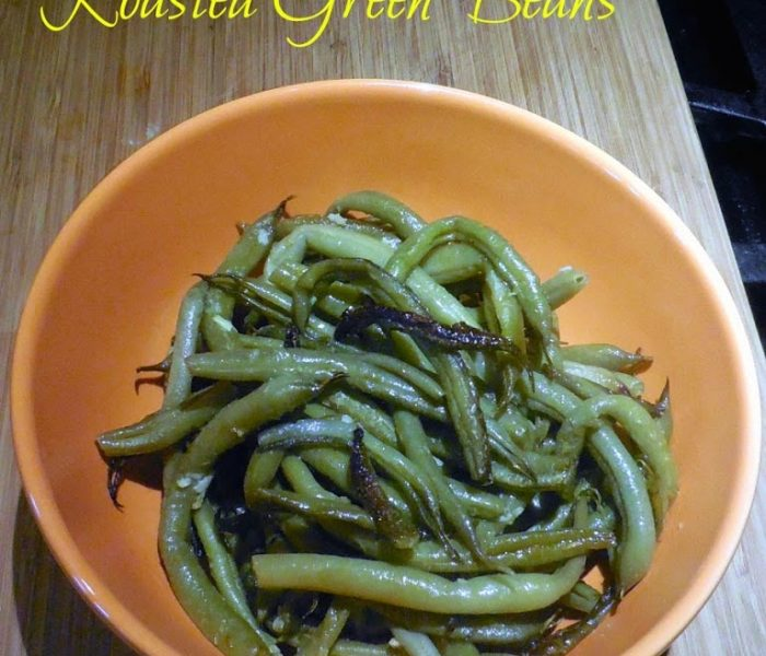 Simple Garlic and Lemon Roasted Green Beans – Recipe