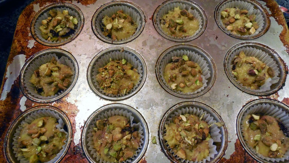 muffins recipe in cupcake tin