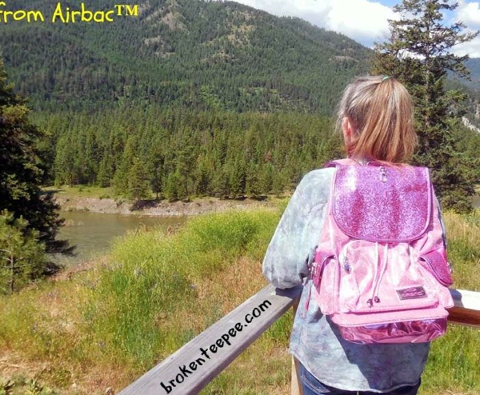 Take the Weight off of Your Back Stylishly with Airbac™ – Giveaway