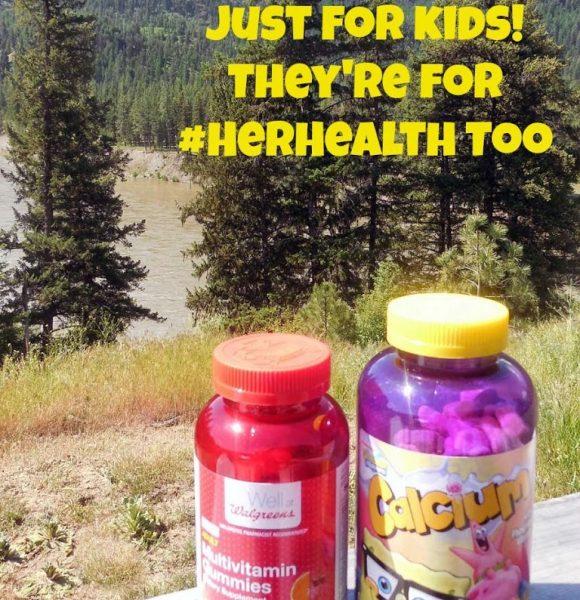 Healthy Habits Help Keep Me Going on the Farm #HerHealth #shop