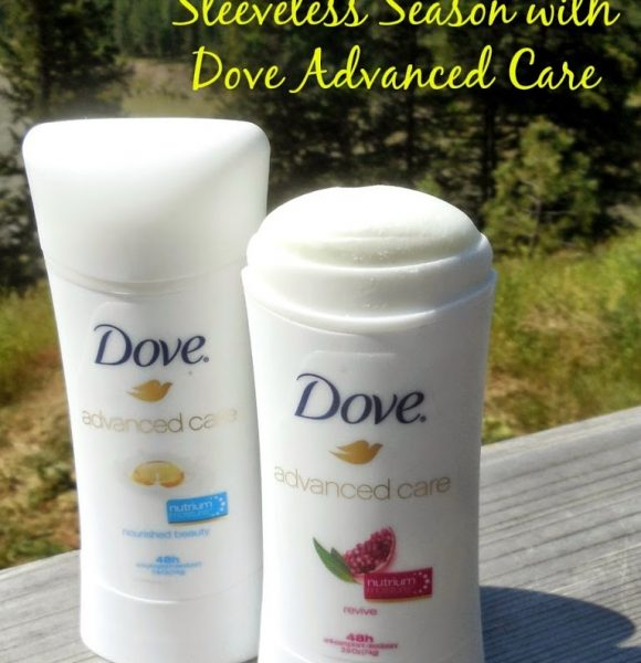 Dove® Advanced Care Works For Me! #MC