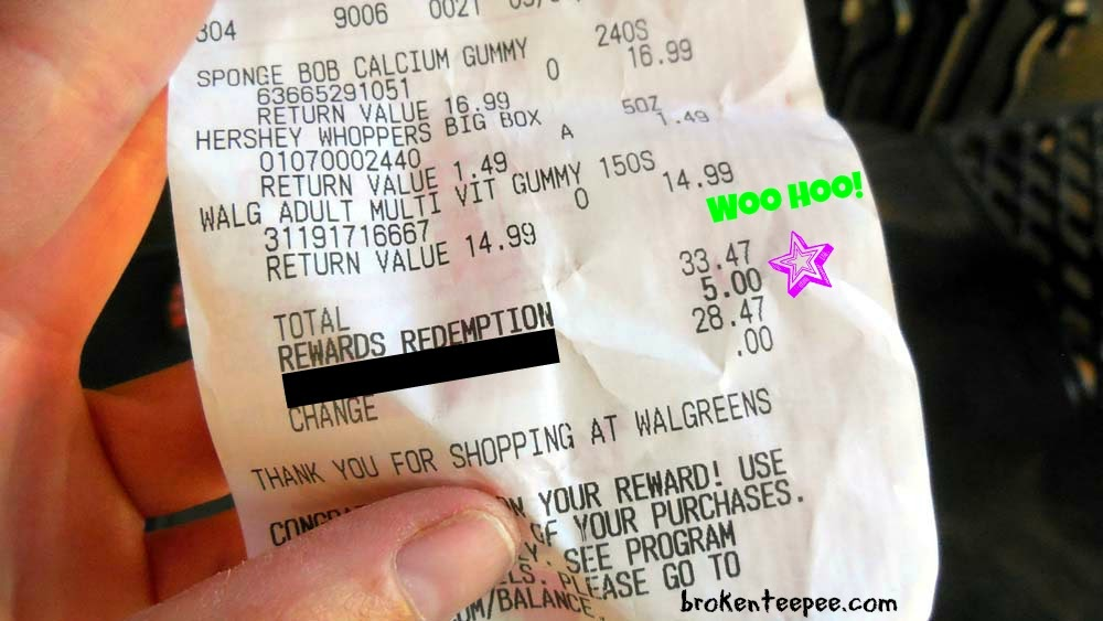 Balance Reward Savings, Walgreens, #HerHealth, #shop, #CollectiveBias