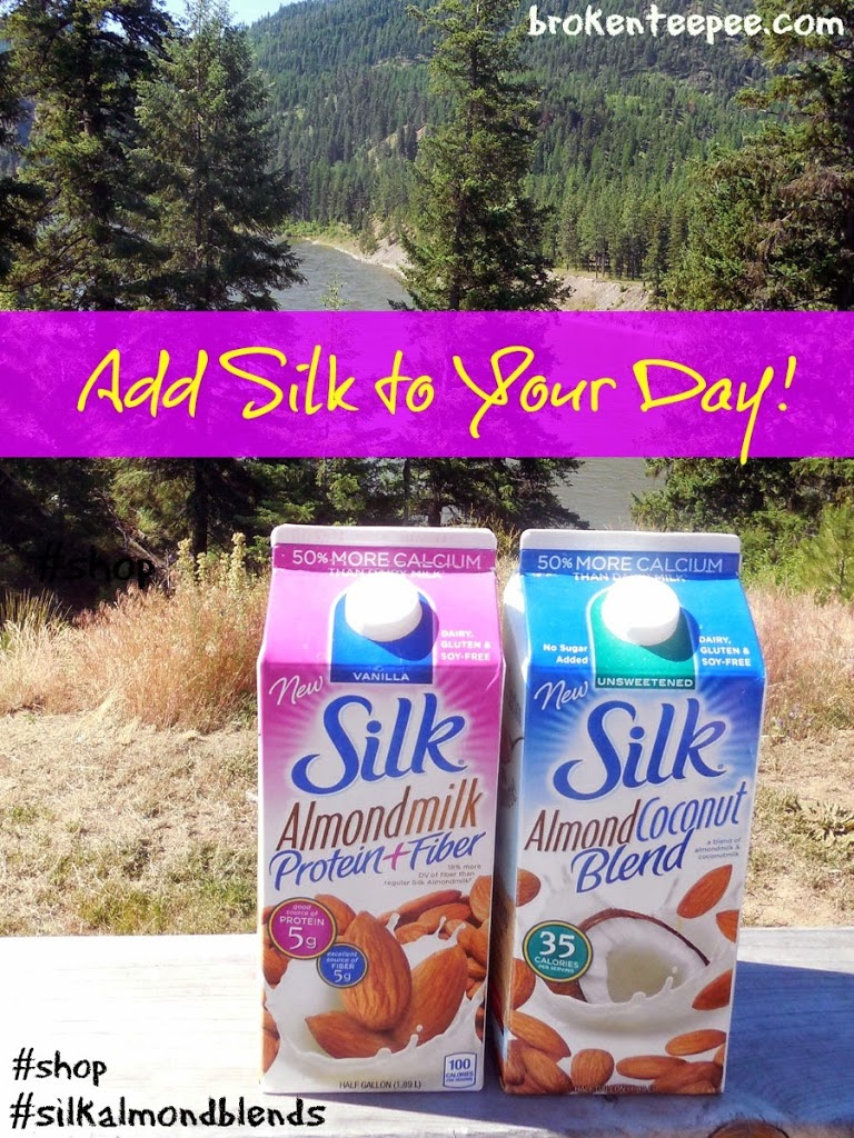 Silk Almondmilk Protein and Fiber, Silk AlmondCoconut Blend, #SilkAlmondBlends, #shop, #cbias
