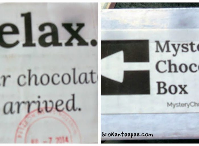 Do You Love Chocolate? Do You Love Surprises? Then the Mystery Chocolate Box is for You! #spon