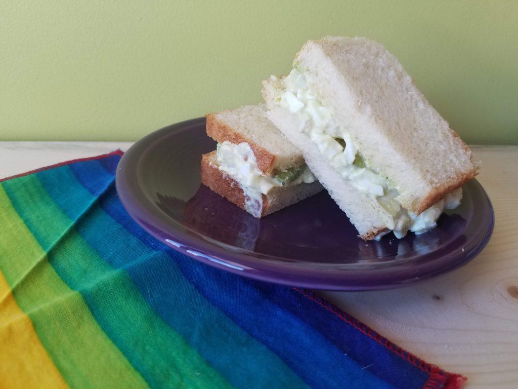 challah as a sandwich bread