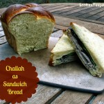 Challah as Sandwich Bread