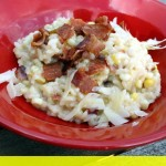 Corn and Bacon Risotto – Recipe