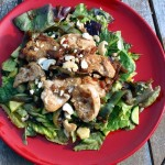 Chicken Garden Salad – Recipe