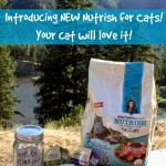 The Farm Cats Dine Al Fresco on Healthy Cat Food from #NutrishforCats #Giveaway #MC #Sponsored