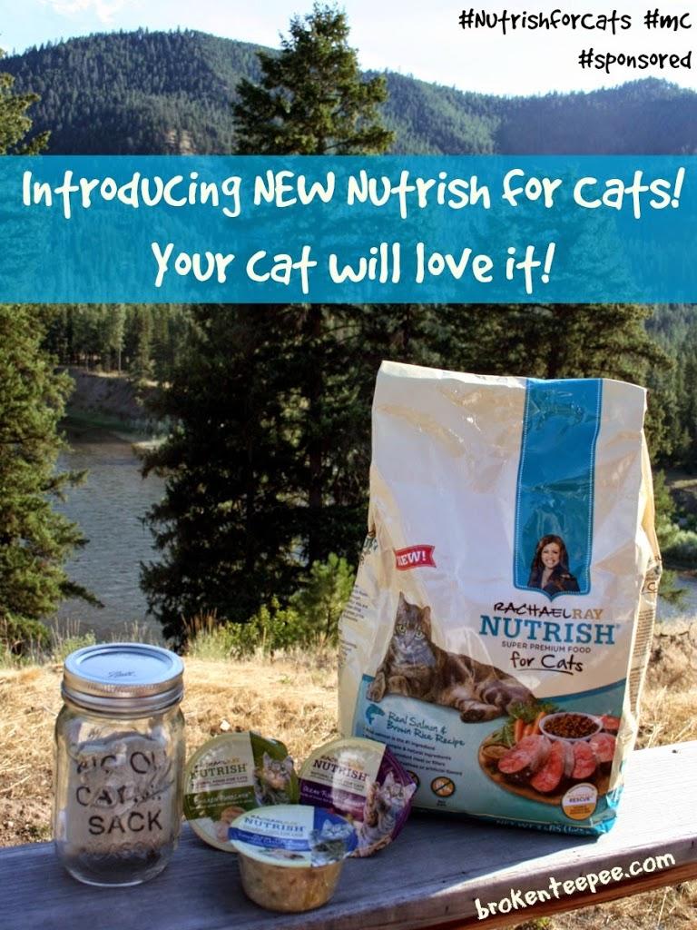 Nutrish for Cats, #NutrishforCats, #MC, #Sponsored
