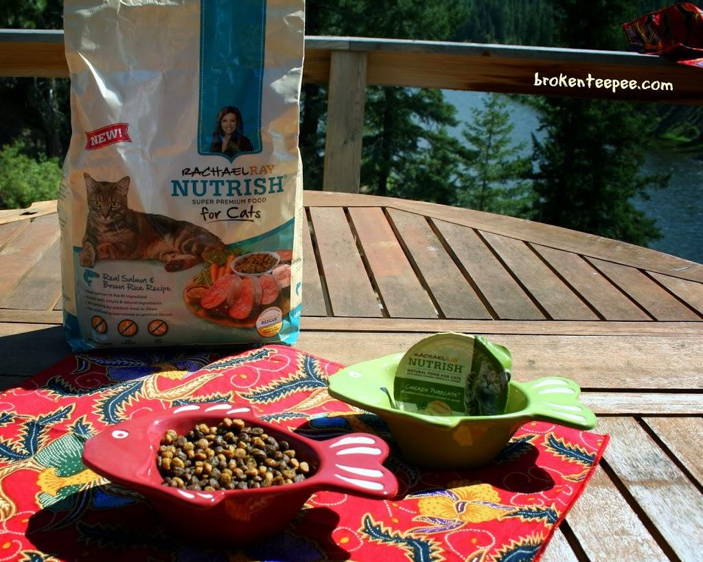 Nutrish for Cats al fresco, #NutrishforCats, #MC, #Sponsored